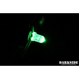 DarkSide 3mm CONNECT Modular LED - Green (DS-0269)