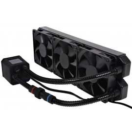 Alphacool Eisbaer 360 AIO CPU Cooler - Black (11286)