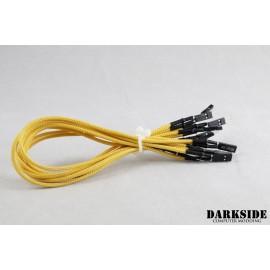 Darkside Front Panel I/O Connection Kit – Gold (DS-1131)