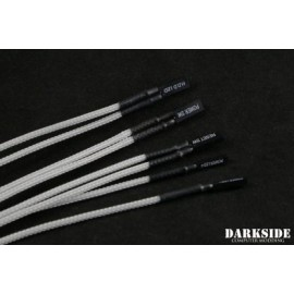Darkside Front Panel I/O Connection Kit – Titanium Gray (DS-1125)