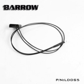 Barrow Multi-Spectrum Controller-Less 5mm Tailed LED 4Pin Molex -  Multi Color Cycling (LDDS5-MULTI)