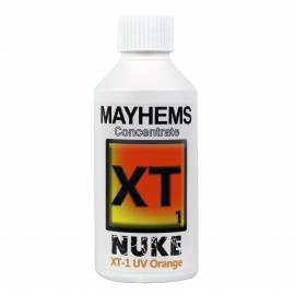 Mayhems XT-1 Nuke V2 Concentrate Coolant - UV Orange   250ml (MXT1UVO250)