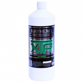 Mayhems XTR Nano Tech Pre-Mixed Coolant - UV Green   1000ml (MXTRUVG1LTR)