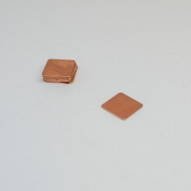 Pure Copper Thermal Pad 15mm x 15mm x 0.5mm (TP-PC-15-05)