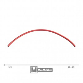 "ModMyMods 1/4"" (6mm) 3:1 Heatshrink Tubing - Red (MOD-0175)"