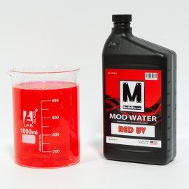 ModMyMods ModWater PC Coolant- Red UV – 1 Liter (MOD-0277)