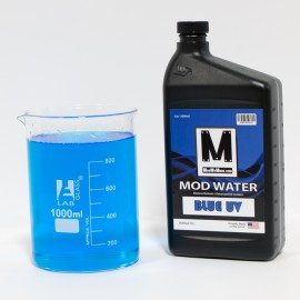 ModMyMods ModWater PC Coolant- Blue UV – 1 Liter (MOD-0279)