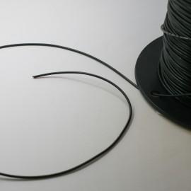 MMM 18 AWG  Ul1007 Hookup Wire - Black (MOD-0143)