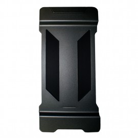 "Phanteks Enthoo Evolv ATX Replacement Front Cover ""Air Flow"" Mod - Black"