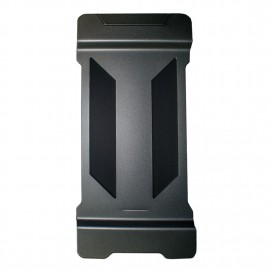 "Phanteks Enthoo Evolv ATX Replacement Front Cover ""Air Flow"" Mod - Anthracite Gray"