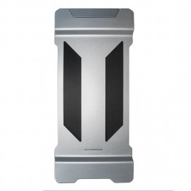 "Phanteks Enthoo Evolv ATX Replacement Front Cover ""Air Flow"" Mod - Silver"