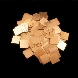 Pure Copper Thermal Pad 20mm x 20mm x 0.5mm - (TP-PC-20-05)