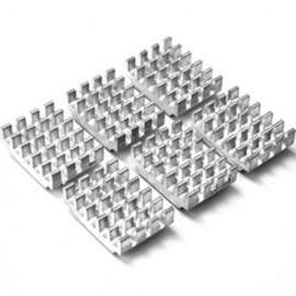 PCCooler VGA Ram Heatsinks Aluminum (RHS-02/B17)