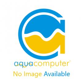 Aquacomputer Airplex Modularity System 140 mm, Aluminium Fins, D5 NEXT Pump, Stainless Steel Side Panels (33081)