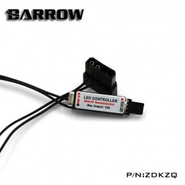 Barrow RGB LED Controller with Remote - 4pin Molex (ZDKZQ)